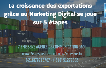 export digital marketing